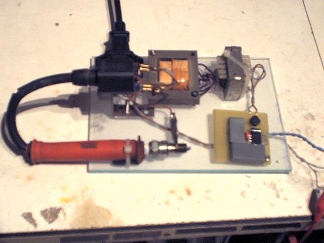 Schema elettrico bobina di accensione : Test bobina accensione dispositivo arresto motori lombardini